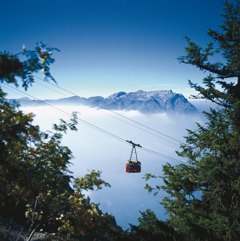 Pierwsza i jedyna na świecie z wagonikami kabrio /Switzerland Tourism