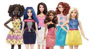 Pierwsza krągła lalka Barbie