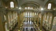 Pierwsza lekcja historii w muzeum Sanktuarium Maryjnego
