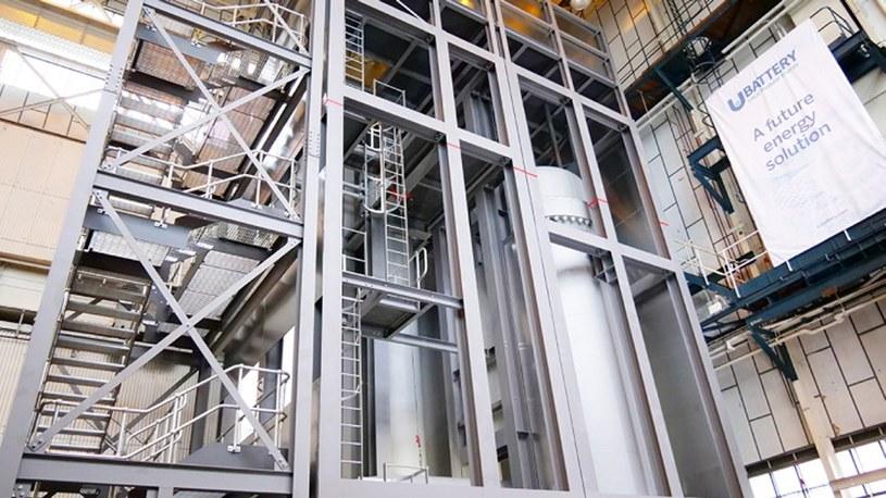 Pierwsza na świecie pełnowymiarowa makieta reaktora SMR /U-Battery /materiały prasowe