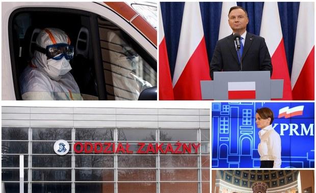Pierwsza ofiara śmiertelna koronawirusa w Polsce. Kolejne kraje zamykają granice [PODSUMOWANIE DNIA]