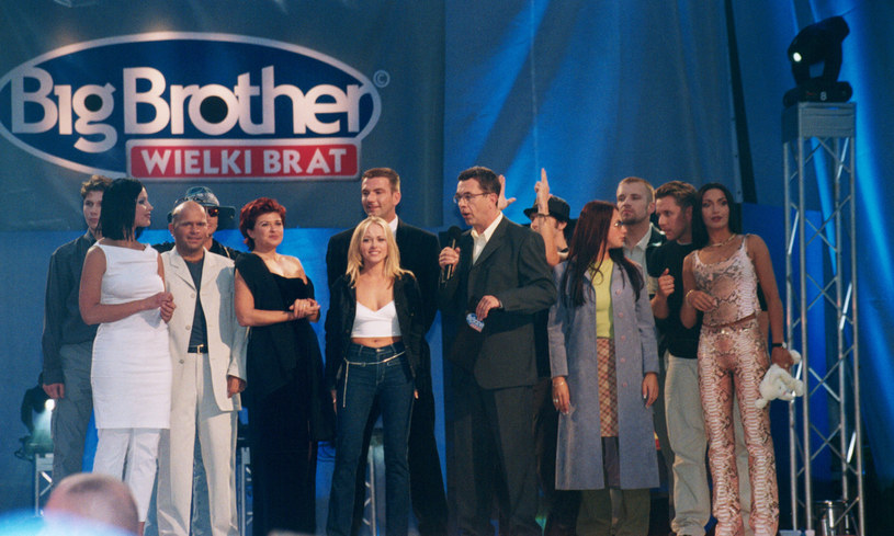 """Pierwsza polska edycja """"Big Brother"""" miała swoją premierę 4 marca 2001 roku /AKPA"""