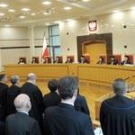 Pierwsza prezes Sądu Najwyższego zaskarżyła nową ustawę o TK
