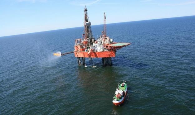 Pierwsza ropa z bałtyckiego złoża B8 dotarła do rafinerii w Gdańsku. Fot. Lotos /Informacja prasowa