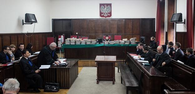 Pierwsza rozprawa podczas procesu karnego przeciwko trzem członkom zarządu WGI Dom Maklerski /PAP