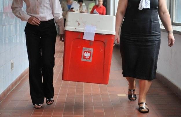 Pierwsza tura wyborów. Głosowanie w Szpitalu Bródnowskim w Warszawie / fot. B. Krupa /East News
