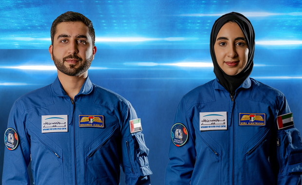 Pierwsza w historii Zjednoczonych Emiratów Arabskich kobieta przejdzie szkolenie dla astronautów