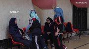 Pierwsza w Palestynie drużyna szczypiornistek