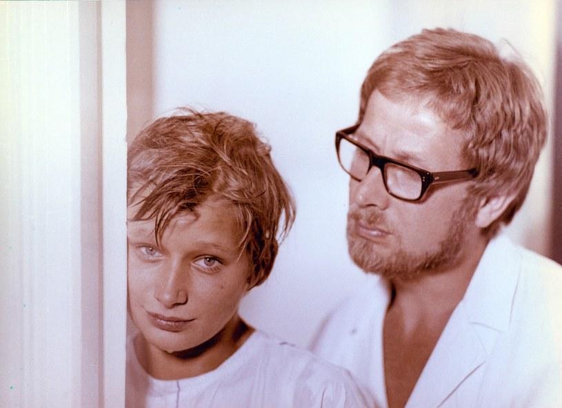 """Pierwsza wielka rola Jadwigi- """"Trzeba zabić tę miłość"""" (1972) /AKPA"""
