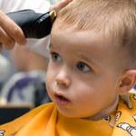Pierwsza wizyta u fryzjera