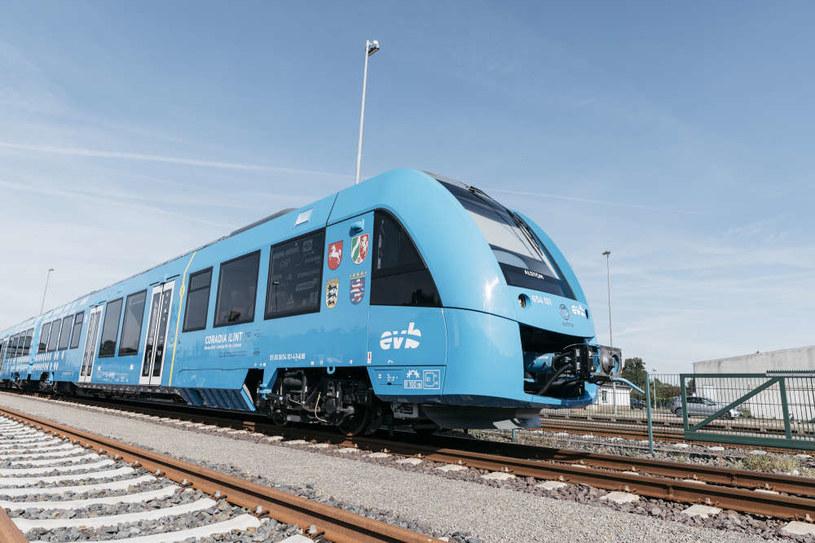 Pierwsze bezemisyjne pociągi już wyjechały na niemieckie tory /materiały prasowe