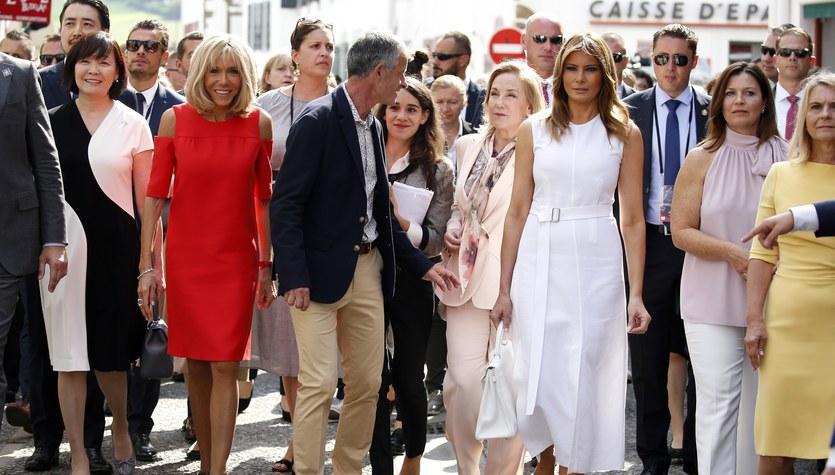 Pierwsze damy podczas szczytu G7