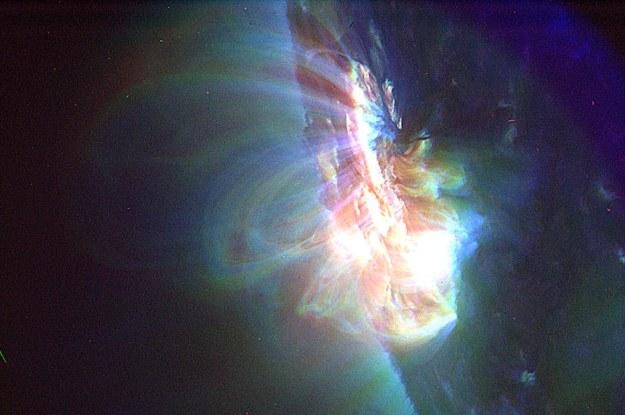 Pierwsze maksimum aktywności słonecznej jeszcze w tym roku /NASA