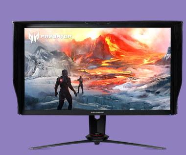 Pierwsze monitory Predator z matrycą IPS i odświeżaniem 240 Hz