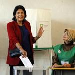 Pierwsze nieoficjalne wyniki wyborów prezydenckich w Gruzji. Będzie II tura