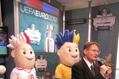 Pierwsze oficjalne gadżety na Euro 2012 już w sprzedaży