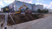 Pierwsze prace przy budowie drugiej linii metra w Warszawie