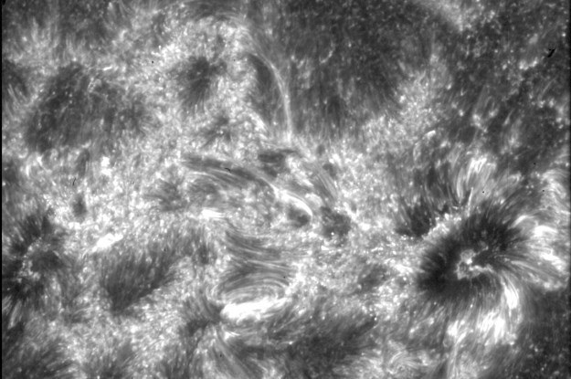 Pierwsze światło teleskopu IRIS /NASA