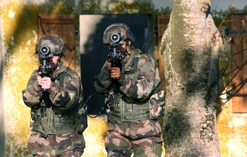 Pierwsze systemy Felin zaczęto dostarczać w maju 2010 r. /AFP