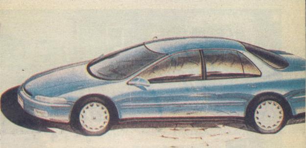 Pierwsze szkice i propozycje projektantów zakładały o wiele ciekawszą i odważniejsza sylwetkę. /Motor
