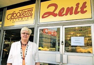 Pierwsze wymiany handlowe Dom Handlowy Zenit robił z czechosłowackim Domem Handlowym /fot.J.Nowicka /EchoMiasta_Katowice