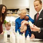 """Pierwsze zdjęcia nowego """"Royal Baby"""". Zabawne?"""