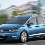 Pierwsze zdjęcia nowego Volkswagena Tourana