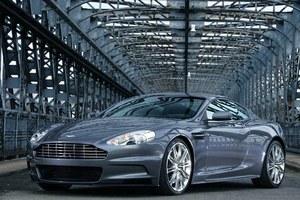 Pierwsze zdjęcie auta Bonda