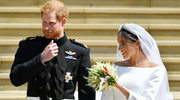 Pierwsze zdjęcie księcia Harry'ego i Meghan po ślubie. Fotoreporterzy nie próżnują!