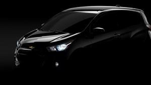 Pierwsze zdjęcie nowego Chevroleta Sparka