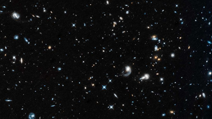 Pierwsze zdjęcie opublikowane po naprawie usterki Kosmicznego Teleskopu Hubble'a /NASA