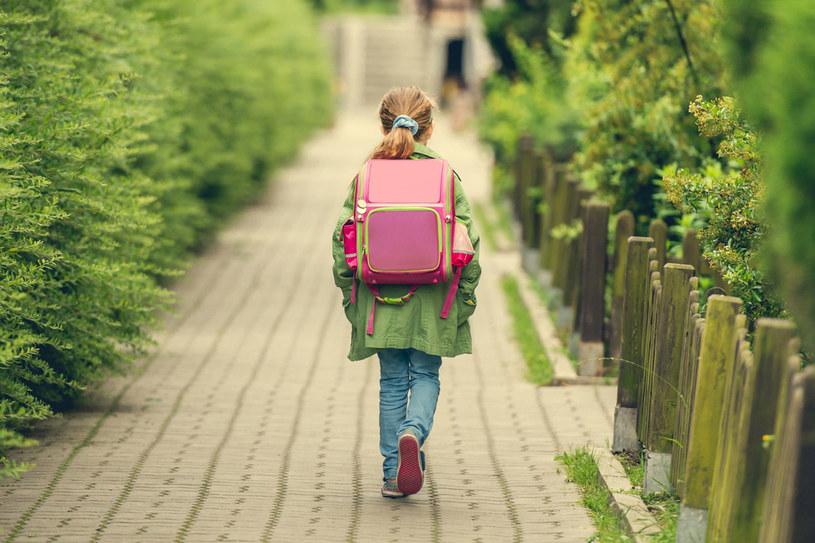 Pierwszoklasiści chętnie idą do szkoły, później entuzjazm gaśnie /123RF/PICSEL