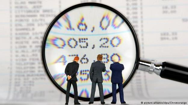 Pierwszy bank w Niemczech każe płacić także za groszowe depozyty /Deutsche Welle