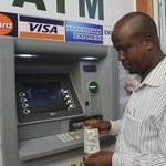 Pierwszy bankomat w kraju!