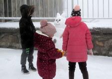 Pierwszy dzień jesieni 2021. A tam już spadł śnieg!