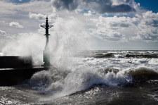 Pierwszy dzień jesieni i od razu gwałtowne zjawisko na Bałtyku