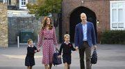 Pierwszy dzień szkoły księżniczki Charlotte