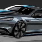 Pierwszy elektryczny Aston Martin