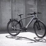 Pierwszy elektryczny rower Triumph