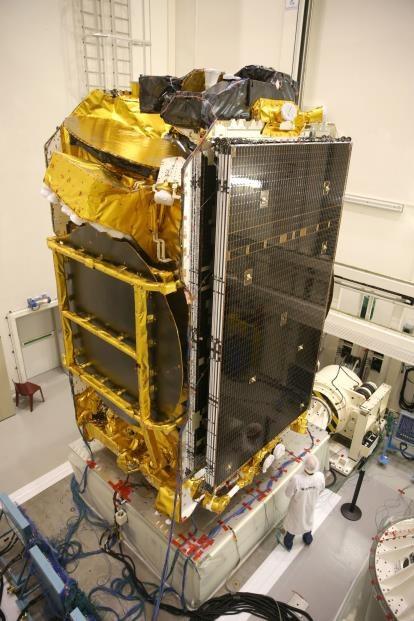 Pierwszy europejski satelita Eutelsat 172B szykuje się do lotu / inf. prasowa /&nbsp