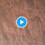 Pierwszy film z Marsa wysłany przez łazik Perseverance