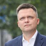 Pierwszy kongres ruchu Polska 2050 Szymona Hołowni. Wystąpi tajemniczy gość