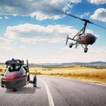 Pierwszy latający samochód z oficjalną homologacją