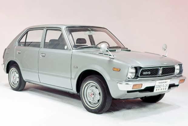 Pierwszy model z silnikiem CVCC / kliknij /INTERIA.PL