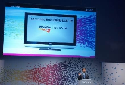 Pierwszy na świecie LCd z odświeżaniem na poziomie 200Hz. Samsung ma swoją wersję. /INTERIA.PL
