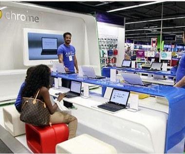 Pierwszy na świecie sklep Google