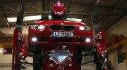 Pierwszy na świecie Transformer to czerwone BMW