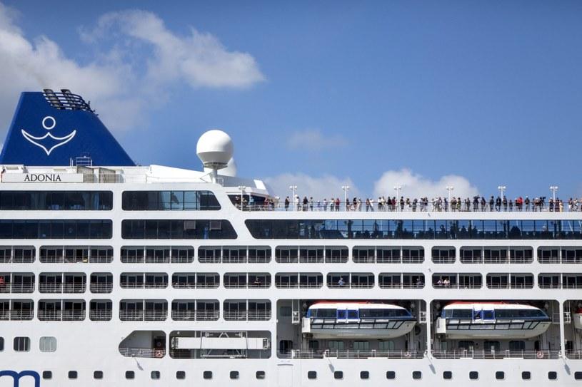 Pierwszy od pół wieku amerykański statek wycieczkowy rozpoczął rejs na Kubę /PAP/EPA