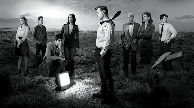 """Pierwszy odcinek drugiego sezonu serialu """"Newsroom"""" można obejrzeć za darmo /HBO"""