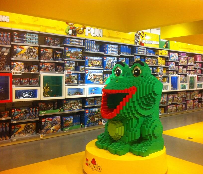 Pierwszy oficjalny sklep LEGO w Polsce /materiały prasowe